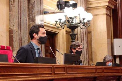 La Mesa del Parlament pide el indulto para 8 condenados por el bloqueo de la Cámara en 2011