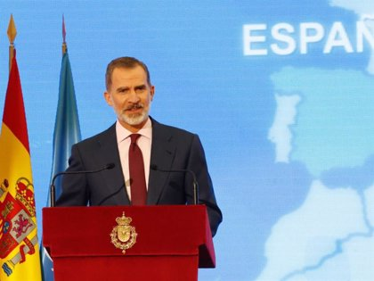 La Junta concede al rey Felipe VI la primera Medalla de Honor de Andalucía