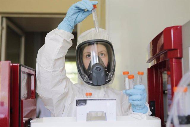 Investigación en Rusia de una vacuna contra la COVID-19