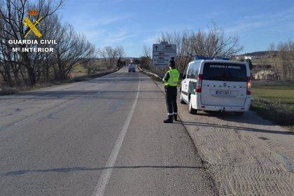 Detenido por homicidio imprudente el conductor que atropelló mortalmente a un peatón en Tarancón