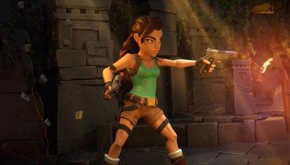 Lara Croft volverá a los móviles en 2021 con el juego Tomb Raider Reloaded
