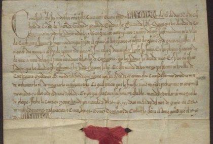 El Rey Alfonso X 'El Sabio' y Antoñico 'El Lotero' protagonistas del mes en el Archivo Municipal de Cartagena