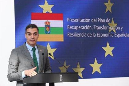 Sánchez rectifica para que todo el Gobierno gestione los fondos europeos, tras quejarse Iglesias por ser excluido