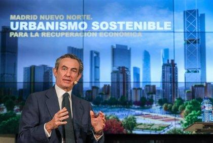 """Madrid Nuevo Norte resalta su papel como """"proyecto clave"""" para impulsar la economía"""