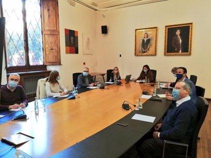 El Consell presenta los Presupuestos de 2021 a los principales agentes económicos y sociales