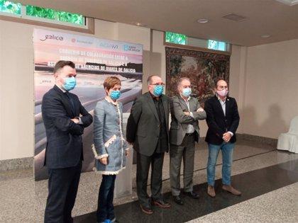 Las agencias gallegas reprogramaron 871 viajes con destino fuera de Galicia y cancelados debido a la pandemia