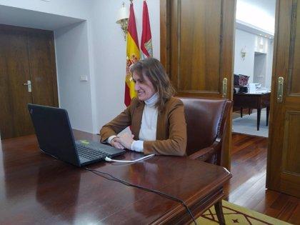 Junta y Diputación de Soria estudian implantar nuevos ciclos formativos vinculados al Aeroparque de Garray