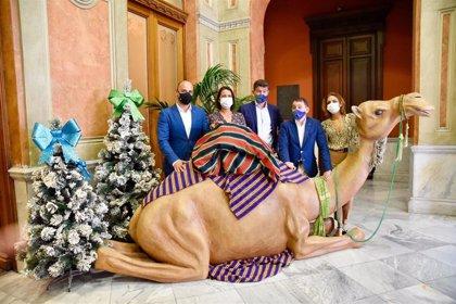 Navidad en Santa Cruz de Tenerife: Reyes Magos en los cinco distritos y 3 millones de bombillas