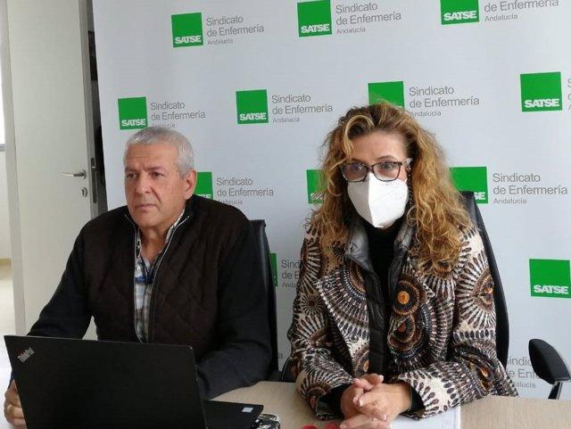 """Satse advierte que el presupuesto de 2021 """"mantendrá la infradotación de recursos"""" en la sanidad andaluza"""
