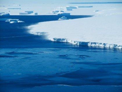 La mayor capa de hielo de la Tierra, en riesgo por un océano más cálido
