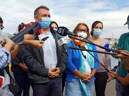 Unidas Podemos muestra su rechazo a las deportaciones de inmigrantes desde Canarias