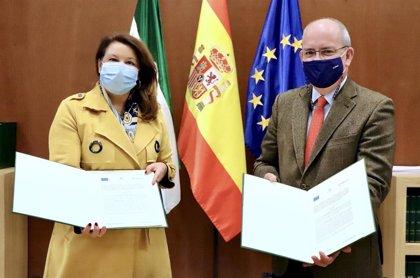 La Junta acuerda con Cámaras de Comercio el fomento de la innovación y digitalización de la agroindustria andaluza