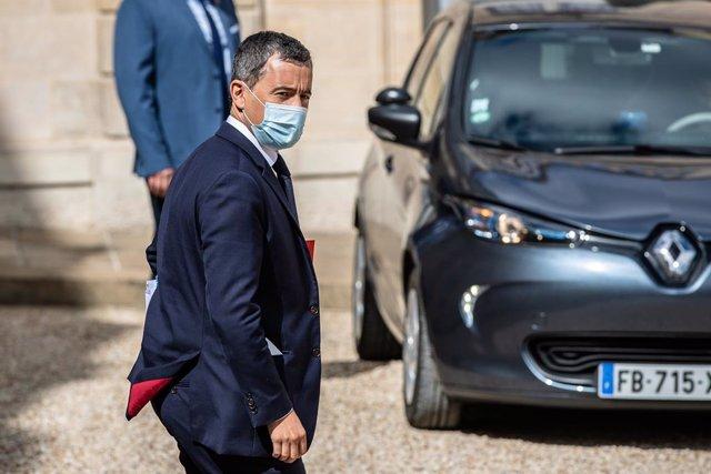 El ministre d'Interior de França, Gérald Darmanin.