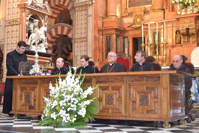 Conclusion de la fase diocesana de la causa de beatificación de los mártires de la Diócesis de Córdoba.