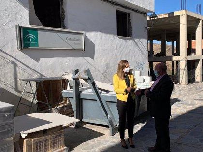 La Junta ejecuta las obras del nuevo consultorio médico de Bacares (Almería) con una inversión de 38.000 euros
