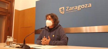 ZeC pide a Cs que rectifique y mantenga la Lonja como espacio expositivo de Zaragoza