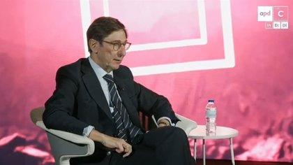 Goirigolzarri destaca que la nueva CaixaBank combinará fácilmente resultado y función social