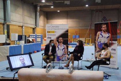 La RFEG presenta su campaña 'La gimnasia con el deporte inclusivo'