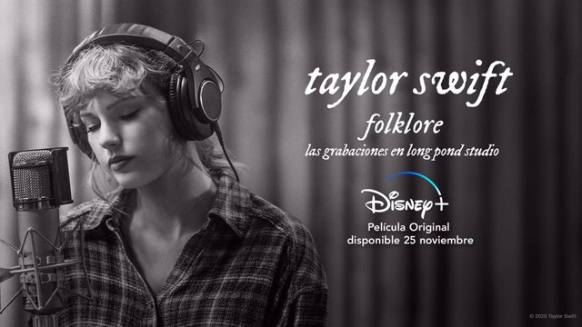 Taylos Swift en Folklore: The Long Pond Studio Sessions