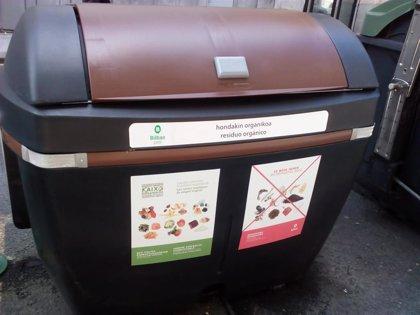 """Durangaldea lanza la campaña """"Está en tus manos: residuo o tierra"""" para fomentar el uso del contenedor marrón"""