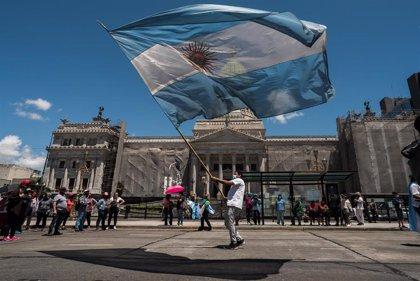 Argentina.- La economía argentina se contrajo un 6,9% en septiembre