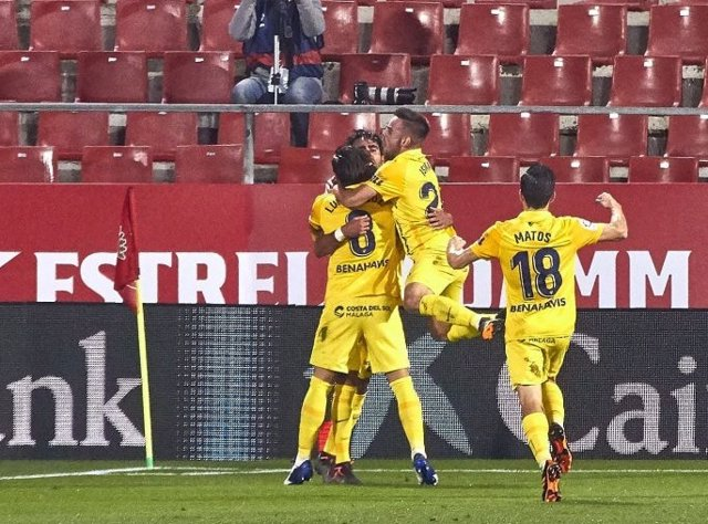 El Málaga vence en Montilivi