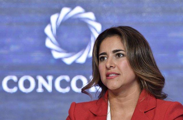 Maria Juliana Ruiz, la esposa del presidente de Colombia, Iván Duque, ha dado positivo por coronavirus.