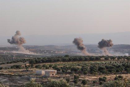 Siria.- Siria denuncia un ataque aéreo de Israel sobre el sur de Damasco
