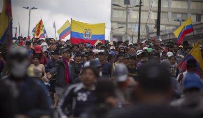 El Congreso de Ecuador cesa a la ministra de Gobierno por el uso de gases lacrimógenos caducados en 2019