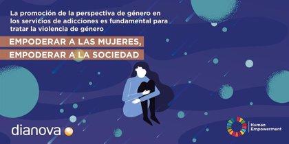 COMUNICADO: Las adicciones: un factor determinate de la violencia de género, según Dianova