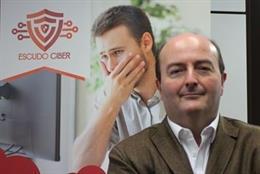 Álvaro Satrústegui, CEO de Exsel, promotor de Escudo Ciber