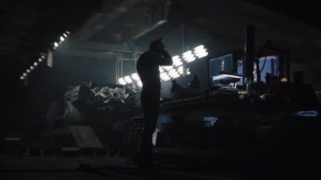 The Batman: Filtradas imágenes de la Batcueva de Robert Pattinson