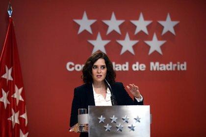 """Ayuso rechaza que se toquen """"los bolsillos"""" a los madrileños para pagar """"la corruptela al independentismo"""""""