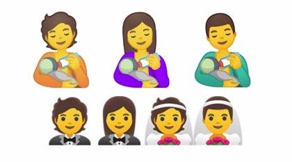 Google trabaja para desvincular la llegada de nuevos emojis de la actualización de sistema