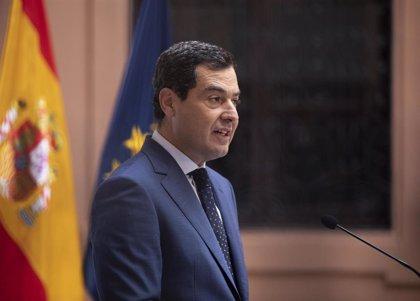 """Moreno critica que el Gobierno intente """"impedir"""" a las CCAA bajar impuestos por """"exigencia"""" de ERC"""