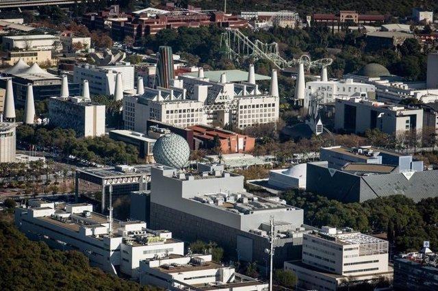 Imagen aérea del PCT Cartuja