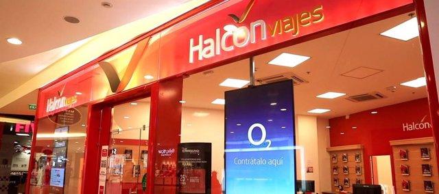 Halcón Viajes.