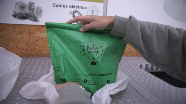 Reciclaje de Nestlé para las cápsulas de café