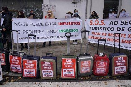 """Las agencias de viajes lanzan un """"SOS"""" ante el Parlamento para reclamar un plan de rescate"""