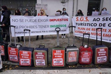 """Las agencias de viajes de Galicia lanzan un """"SOS"""" para reclamar a la Xunta un plan de rescate específico"""