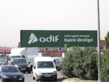 Adif licita el arrendamiento de diez almacenes situados en la terminal de Madrid Abroñigal