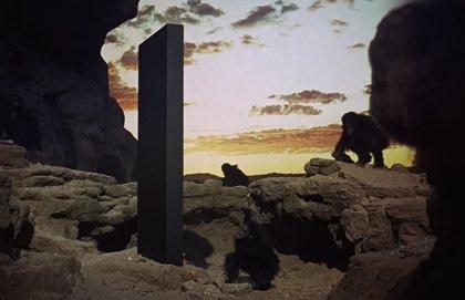 Aparece en Utah un misterioso monolito como el 2001: Una odisea en el espacio, el clásico de Kubrick