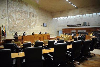 PSOE, PP, Cs y Unidas por Extremadura remarcan el papel de las instituciones para erradicar la violencia machista