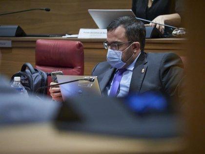 """Remírez ve """"contradictoria"""" la posición de Navarra Suma en Presupuestos y en fiscalidad"""