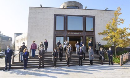 El Gobierno Vasco se concentra contra la violencia machista