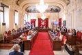 La educación, las nuevas servidumbres aéreas, financiación y la zona azul, a debate en pleno del Ayuntamiento de Málaga 2