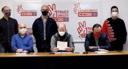 """Sindicalistas dicen ser víctimas de """"agresiones"""" en Vauste y otras empresas de la región"""