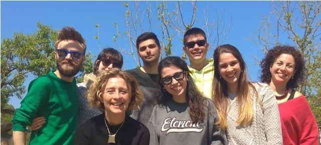 El grupo de investigadores liderado por la catedrática Gemma Marfany, que ha identificado nuevas funciones del gen causante de la enfermedad de Machado-Joseph