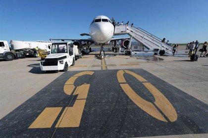 El aeropuerto de Castellón mantendrá la ruta de Bilbao con dos frecuencias semanales entre junio y septiembre