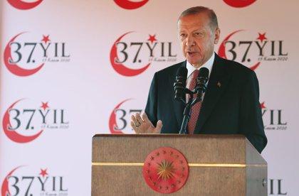 Erdogan asegura que Turquía planea sacar al mercado una vacuna contra el coronavirus en abril de 2021